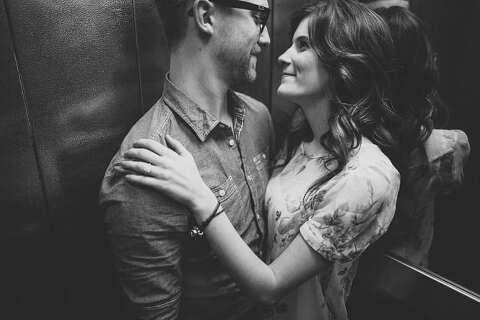 Engagement photos London