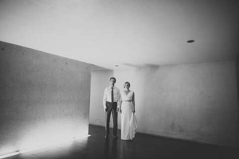 wapping project wedding