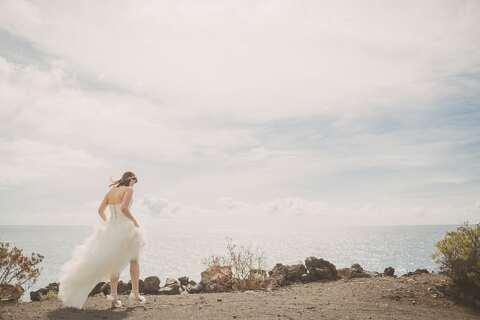 la palma wedding