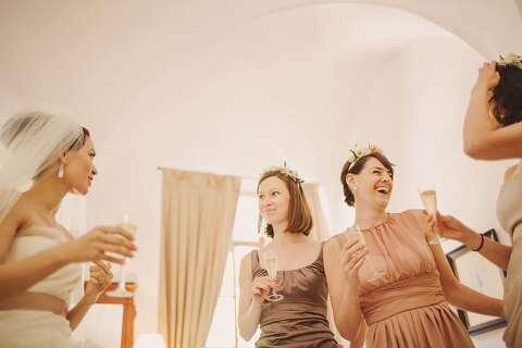 vineyard wedding italy