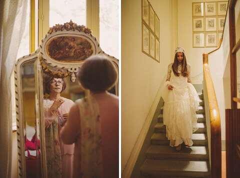 Villa le Corti wedding