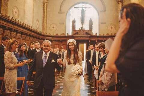 Villa le Corti wedding photographer