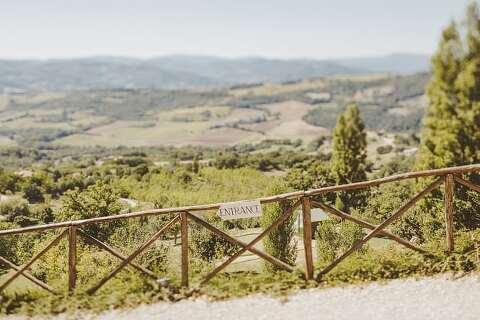Umbria wedding venue