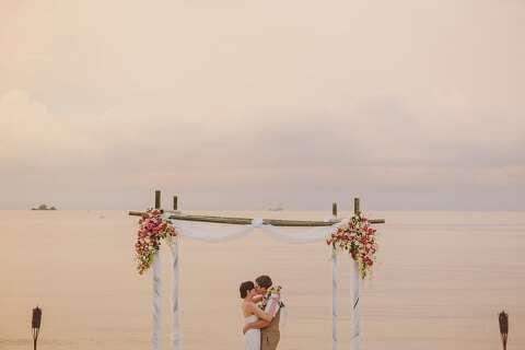 Sri Panwa Phuket wedding