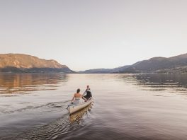 Shuswap lake wedding