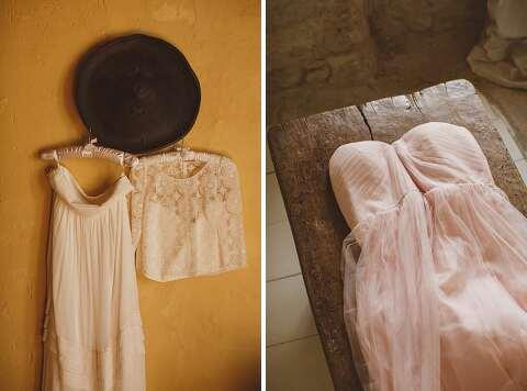 Wedding dress L'Abbaye Chateau De Camon