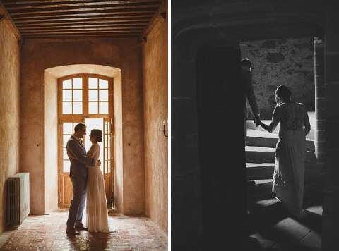 Wedding Portraits Chateau France