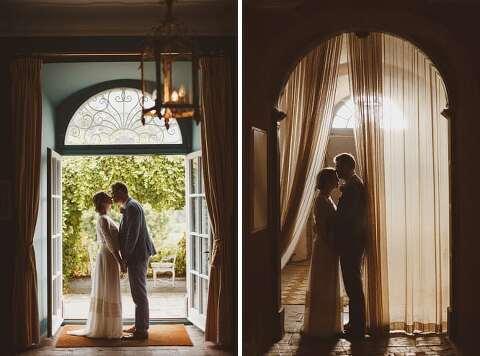 L'Abbaye Chateau De Camon Wedding Photographer