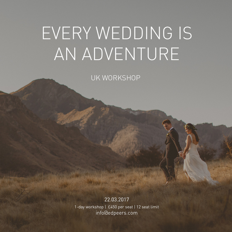 UK Wedding Photography Workshop