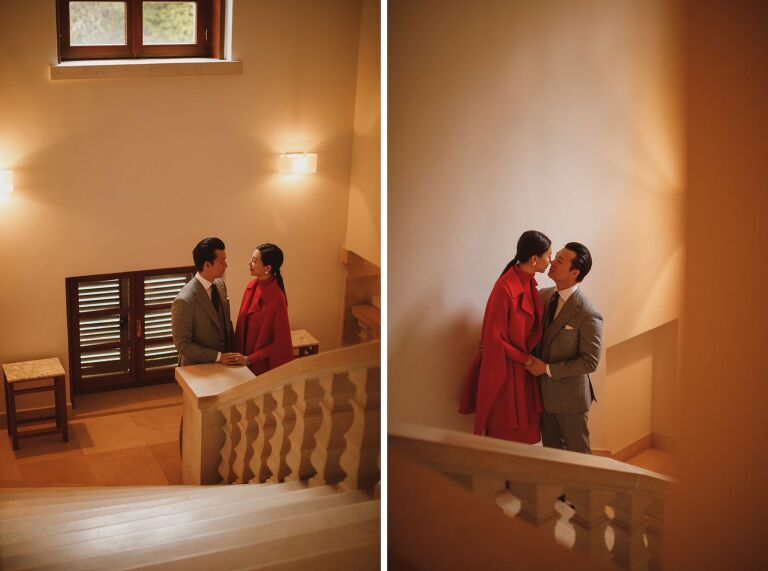 Villa Milocer Wedding Photographer