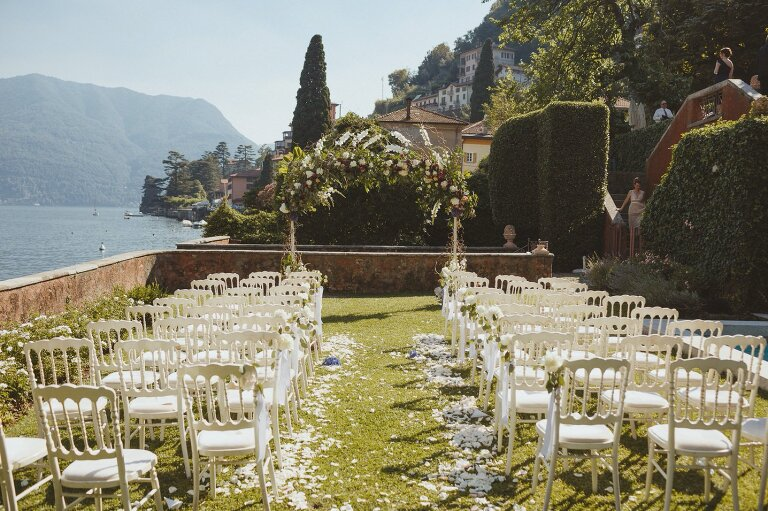Laglio wedding