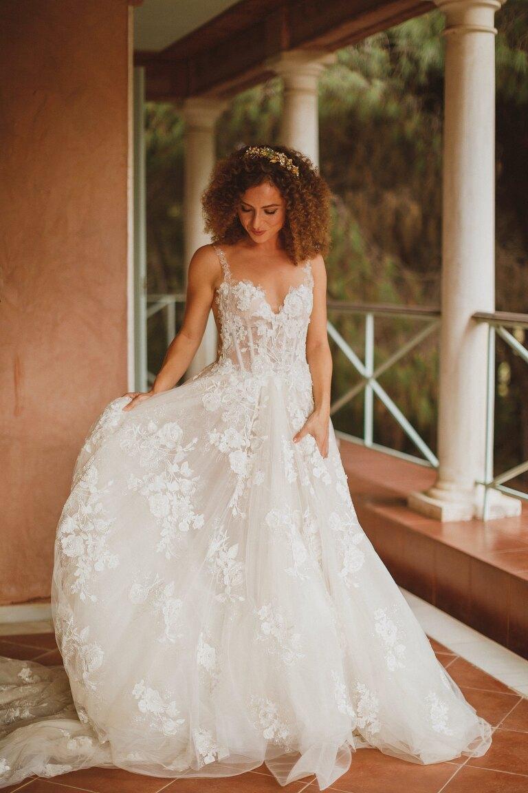 Vogue Spain Bride