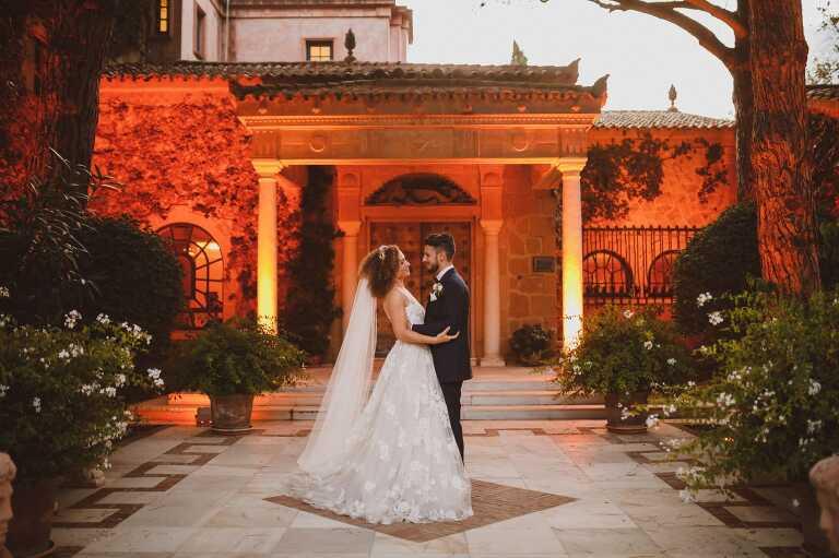 Vogue Spain Wedding Photographer