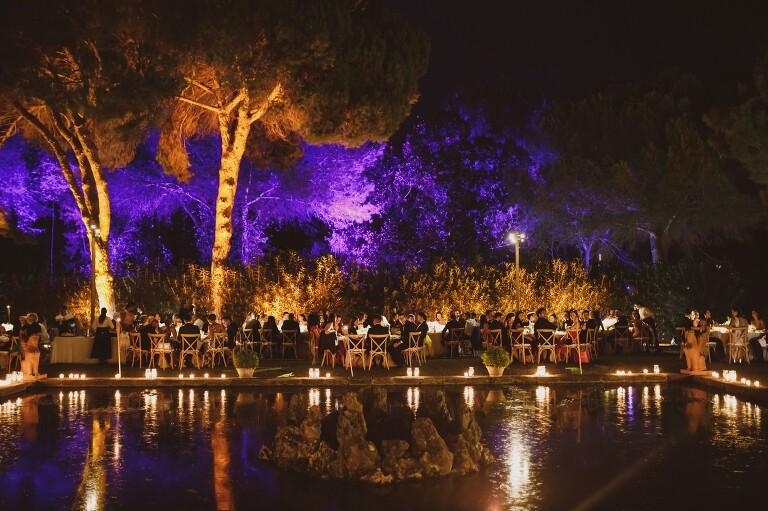 Villa Las Sirenas Wedding